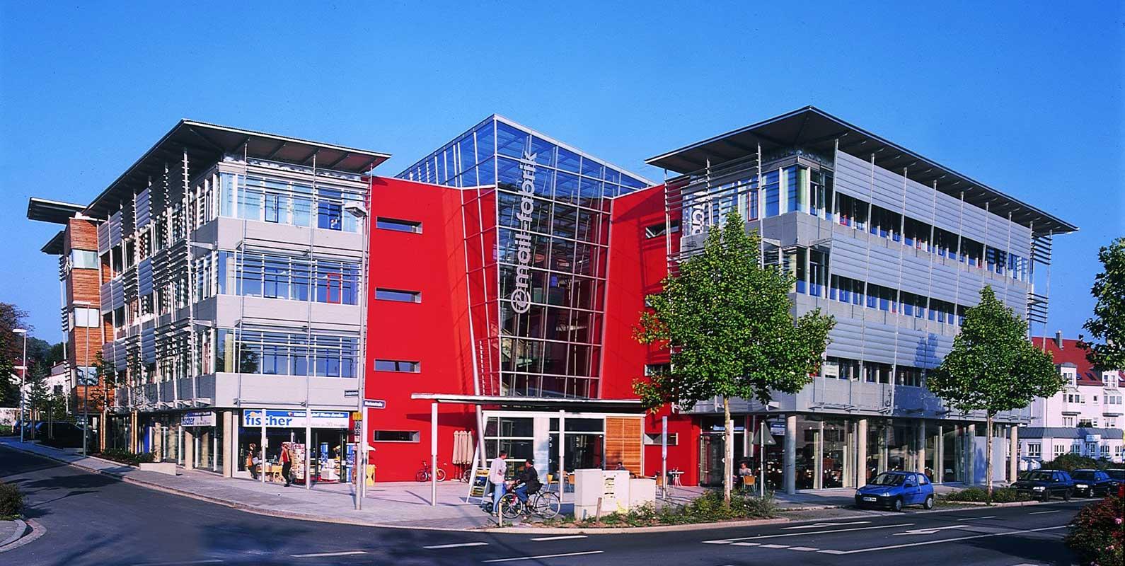 Rechtsanwaltskanzlei in Amberg